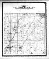 Pokagon Township, Dowagiac, Pokadon, Sumnerville, Cass County 1896